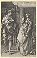 Absalom Comforting Tamar, from The Story of Amnon and Tamar MET DP836634.jpg