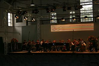 Academy of St Martin in the Fields - The Academy of St. Martin in the Fields during the Schleswig-Holstein Musik Festival, 2011