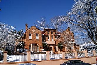 Virginia–Highland - Adair Mansion