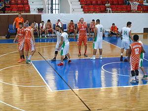 Adanaspor Basketbol - Home game of Adanspor