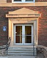 Adelaide Miller Hall N side E door.JPG