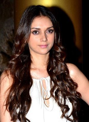Aditi Rao Hydari - Hydari at Richa Chadda's birthday celebration, 2014