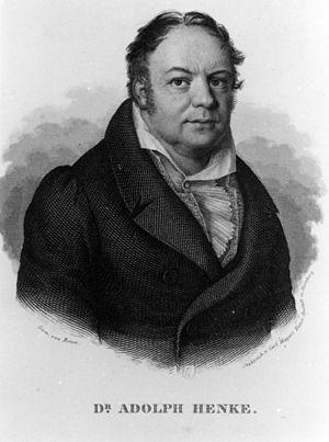 Adolph Henke
