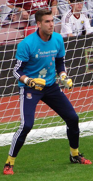 Adrián (footballer) - Adrián in 2014