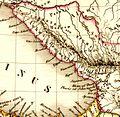 Adrien-Hubert Brué. Asie-Mineure, Armenie, Syrie, Mesopotamie, Caucase. 1822 (BG).jpg