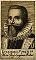 Aelius Everhardus Vorstius. Line engraving, 1688. Wellcome V0006109.jpg