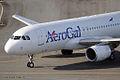 AeroGal Airbus A320 HC-CJM (6155954743).jpg