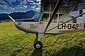 Aeronca L-16 7BCM Feldkirchen in Kärnten 141226c.jpg