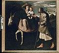 After Francisco de Zurbarán - The Flight into Egypt, c. 1630 - 1660.jpg