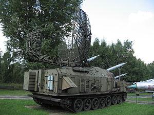 Agata radiolocation station at the Muzeum Polskiej Techniki Wojskowej in Warsaw.JPG
