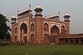 Agra-Taj Mahal-Gateway-20131019.jpg