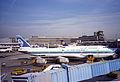 Air New Zealand Boeing 747-419; ZK-NBT@FRA;19.10.1994 (4905529505).jpg