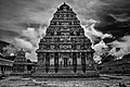 Airavatesvara Temple from the West.jpg