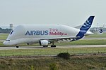 Airbus A300-600ST Airbus Industries (AIB) Beluga 3 F-GSTC - MSN 765 (10498407306).jpg