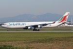 Airbus A340-311, SriLankan Airlines JP7279288.jpg