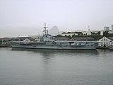 Aircraft carrier Sao Paulo in Rio 12-2007.jpg