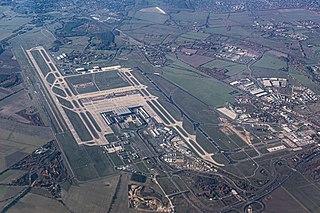 Berlin Brandenburg Airport German international airport currently under construction