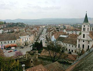 Place in Alba, Romania