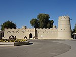 Al Hosn Fort, also known as Sultan Fort or Eastern Fort
