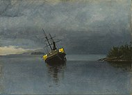 Albert Bierstadt - Wreck of the Ancon.jpg