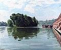 Albert Marquet, 1937 - Barges à Méricourt.jpg