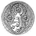 Albrekt av Mecklenburgs kungliga sigill 1.jpg