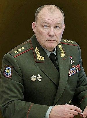 Aleksandr Dvornikov (general) - Image: Aleksandr Dvornikov (2016)