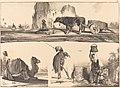 Alexandre-Gabriel Decamps, Oriental Vignettes, c. 1829, NGA 111162.jpg