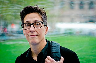 Alison Bechdel - Image: Alison Bechdel at the Boston Book Festival