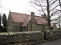 All Hallows Church, Henshaw - geograph.org.uk - 1772571.jpg