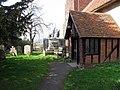 All Saints, Nazeing, Essex - Porch - geograph.org.uk - 374368.jpg