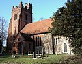 All Saints Church, Inworth, Essex - geograph.org.uk - 2037753.jpg