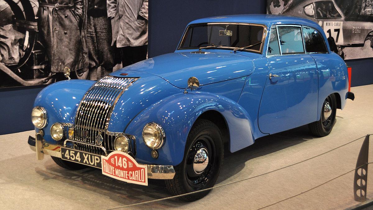 Ford Used Cars >> Allard P1 - Wikipedia