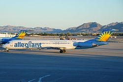 Allegiant Air MD-83; N409NV@LAS;09.10.2011 621ff (6300076985).jpg