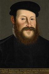 Allert Boelisse (1523-59)