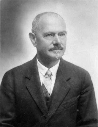 Alojz Knafelc - Alojz Knafelc in the 1920s