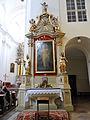 Altar of Saint Francis church in Warsaw - 01.jpg