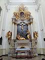 Altar of Saint Francis church in Warsaw - 13.jpg