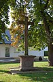 Alter Kirchweg Kruzifix (Stausebach) I.jpg
