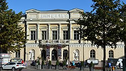 Ancienne maison des étudiants d'Helsinki