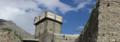 Altit Fort Hunza, Gilgit Baltistan, Pakistan tower facade 2.png