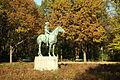 Amazone zu Pferde - Tiergarten, Berlin, Germany - DSC09460.JPG