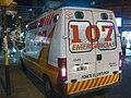 Ambulancia del servicio 107 Córdoba (Argentina) 2010-05-26.jpg