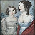 Amelija, Ema Aginskija. Амэлія, Эма Агінскія (1830).jpg