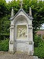 Amettes, Maison natale de Benoît Joseph Labre, chemin de croix station 06.JPG