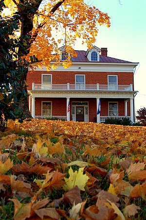 Amherst, Virginia - Amherst Historical Society building