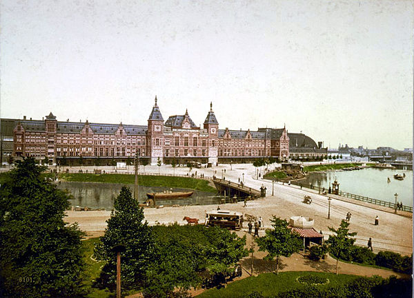 History of amsterdam for Interieur winkel utrecht