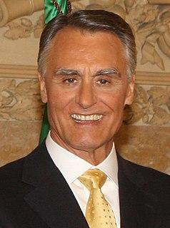 Aníbal Cavaco Silva Portuguese politician