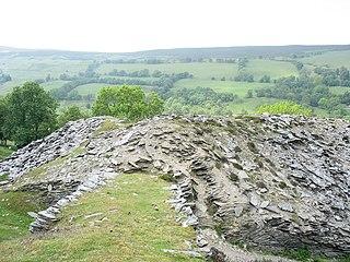 Deeside and Moelfferna quarries Former quarries in Wales