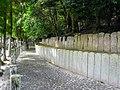 Ancient tomb of Eifuku-ji Temple Taishi-cho, Osaka 01.jpg